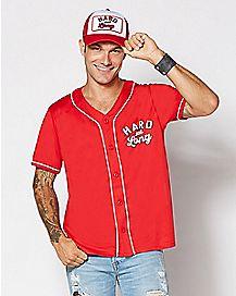 Hard and Long Baseball T-Shirt