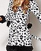 Adult Faux Fur Dalmatian Darling Costume