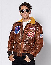 Adult Aviator Bomber Jacket