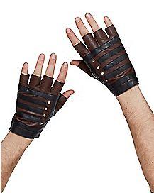 Fingerless Steampunk Gloves