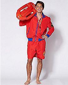 Adult Men's Baywatch Costume - Baywatch