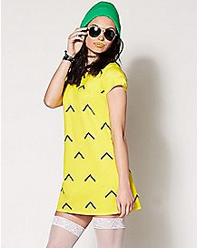 Pineapple Dress Costume