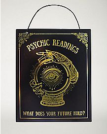 Psychic Readings Sign