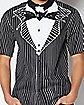 Jack Skellington Button Down Shirt - The Nightmare Before Christmas