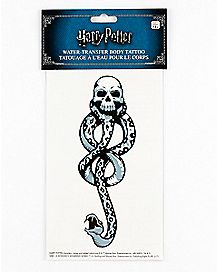 Serpent Temporary Tattoo - Harry Potter