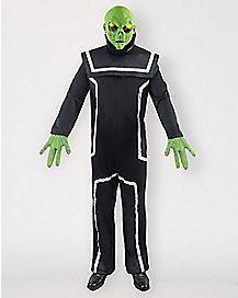 Adult Alien Costume