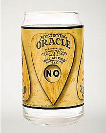 Ouija Board Can Glass 16 oz. - Hasbro