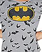 Kids Long Sleeve Batgirl T Shirt - DC Comics