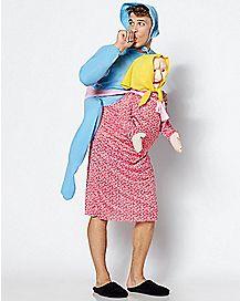 Adult Momma's Boy Costume