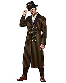 Steampunk Trench Coat