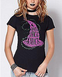 Amuck T Shirt - Hocus Pocus