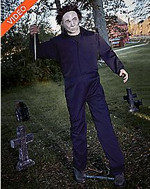 6 Ft Michael Myers Animatronics Decorations – Halloween H20