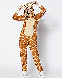Deer Pajama Costume