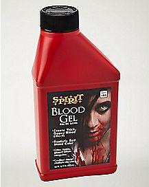 Blood Gel Pint Bottle 16 oz.
