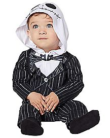 Toddler Jack Skellington Costume - The Nightmare Before Christmas