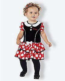 Baby Minnie Mouse Dress - Disney