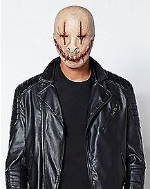 Stitched Smile Mask