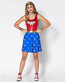 Wonder Woman Dress Kit - DC Comics