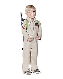 Toddler Ghostbusters Costume