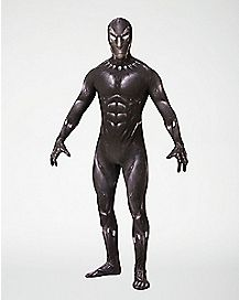 Adult Black Panther Skin Suit Costume - Marvel