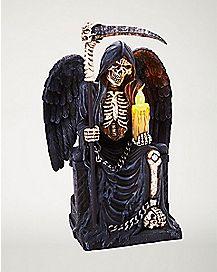 Light-Up Sitting Reaper