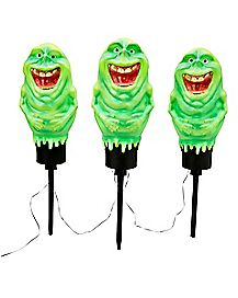 Slimer Pathway Lights - Ghostbusters