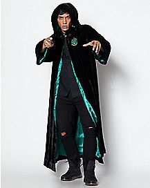 Slytherin Robe Deluxe - Harry Potter