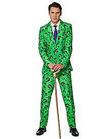 The Riddler Suit - DC Comics