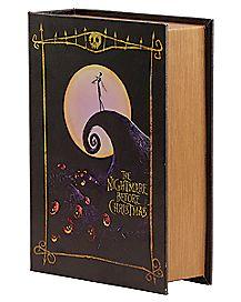 The Nightmare Before Christmas Storage Book Box - Disney