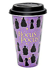 I Put a Spell on You Travel Mug - Hocus Pocus
