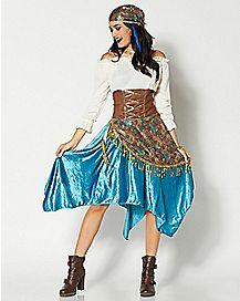 Adult Fortune Teller Costume