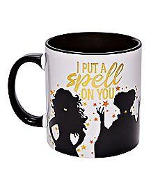 I Put A Spell On You Coffee Mug 22 oz. - Hocus Pocus