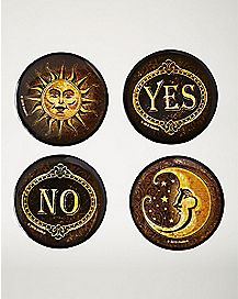 Ouija Drawer Pulls 4 Pack - Hasbro