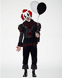 Adult Horror Clown Costume