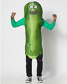 Adult Pickle Rick Costume - Rick and Morty