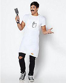 Bob Belcher Costume Kit - Bob's Burgers