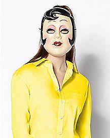Pinup Girl Mask - The Strangers Prey At Night