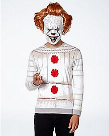 Pennywise Long Sleeve T Shirt - It
