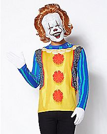 Classic Pennywise Long Sleeve Shirt - It