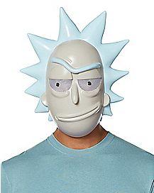 Rick Mask - Rick and Morty
