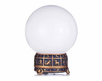 10 Inch Tarot Light Up Crystal Ball - Decorations by Spencer's