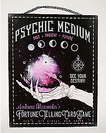 10 Inch LED Tarot Psychic Sign Decorations - Sundance