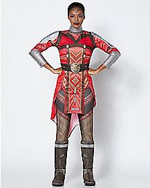 Adult Dora Milaje Costume - Black Panther