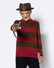 Freddy Krueger Sweater - A Nightmare On Elm Street