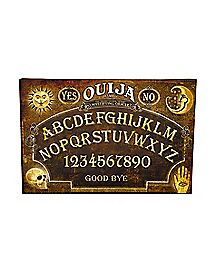 Ouija Wall Canvas