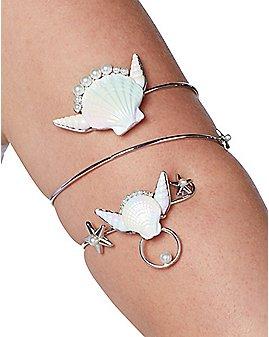 Mermaid Shell Armband