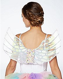 White Unicorn Wings