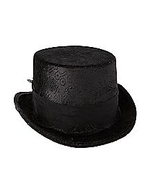 Vampire Lace Top Hat