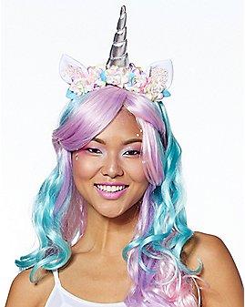 Unicorn Flower Headband