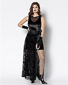 Adult Midnight Vampire Costume
